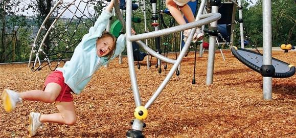 outdoor playground safety