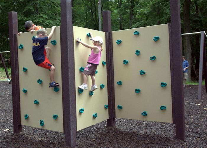Summer Playground Equipment